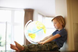 Texto informativo para niños de primaria: La Tierra