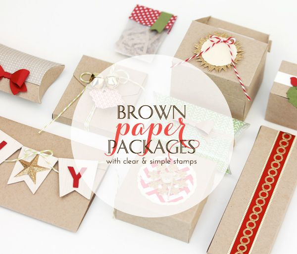 Style Watch: Brown Paper Packages