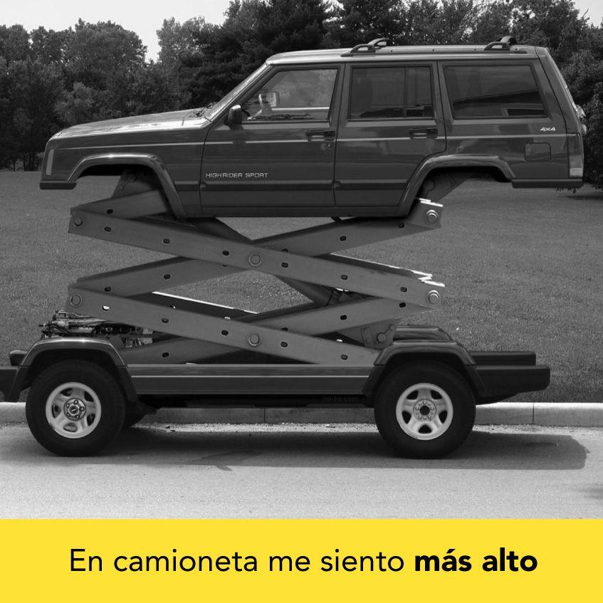 Pin De México Car Rental En Humor Sobre Ruedas