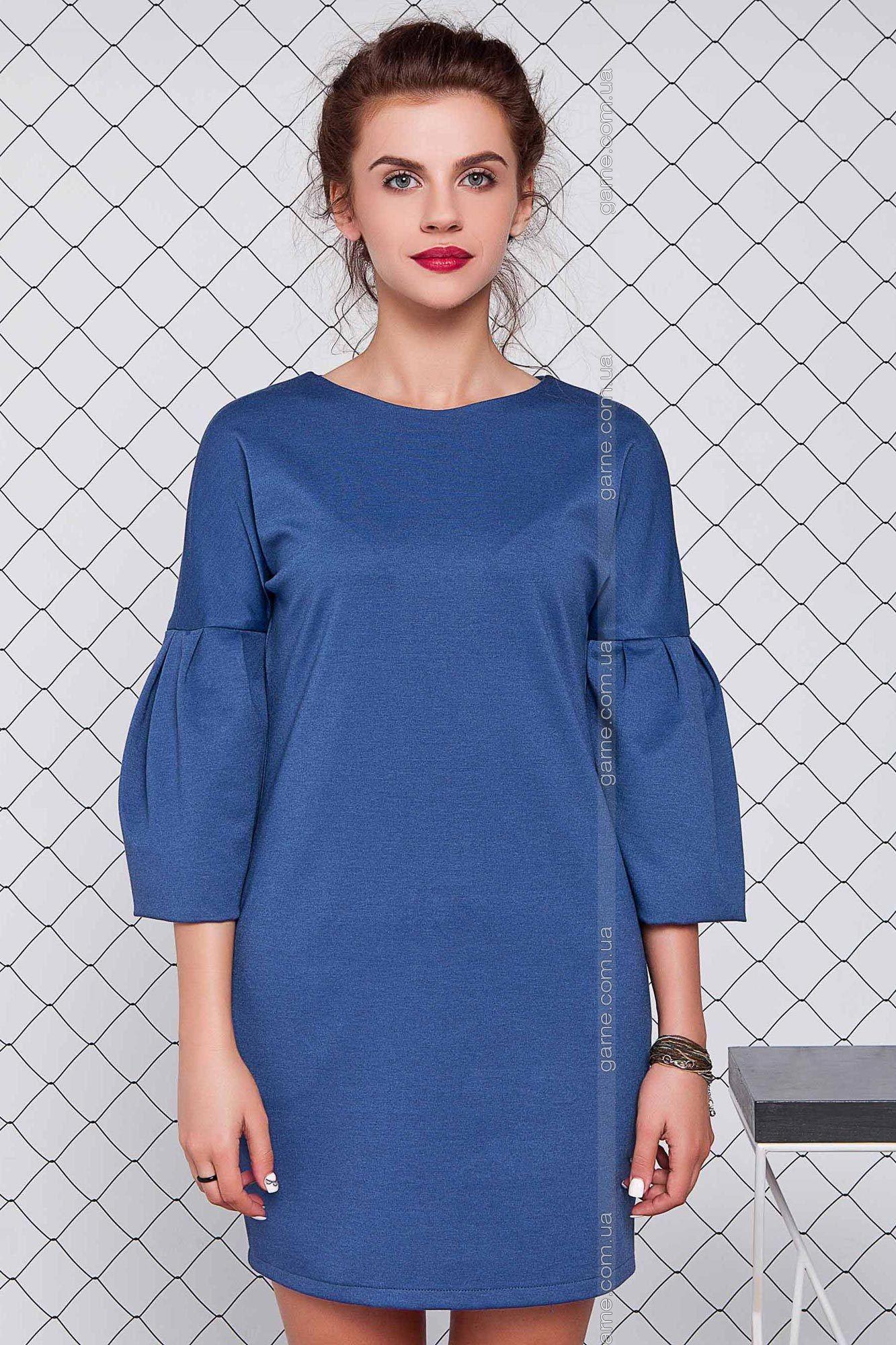 Платье Таурус. Платья. Цвет: синий. #3019349