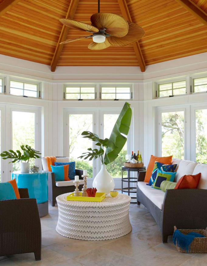 Classic Beach Sunroom Architecture InteriorExterior Design Best Sunroom Interior Design Exterior