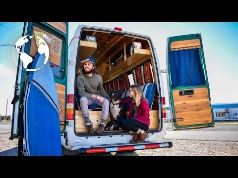 3 Beautiful Hand Crafted Sprinter Van Conversion