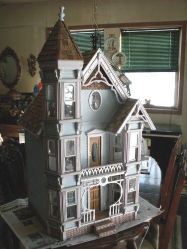 Dura Craft Cambridge Dollhouse Kit