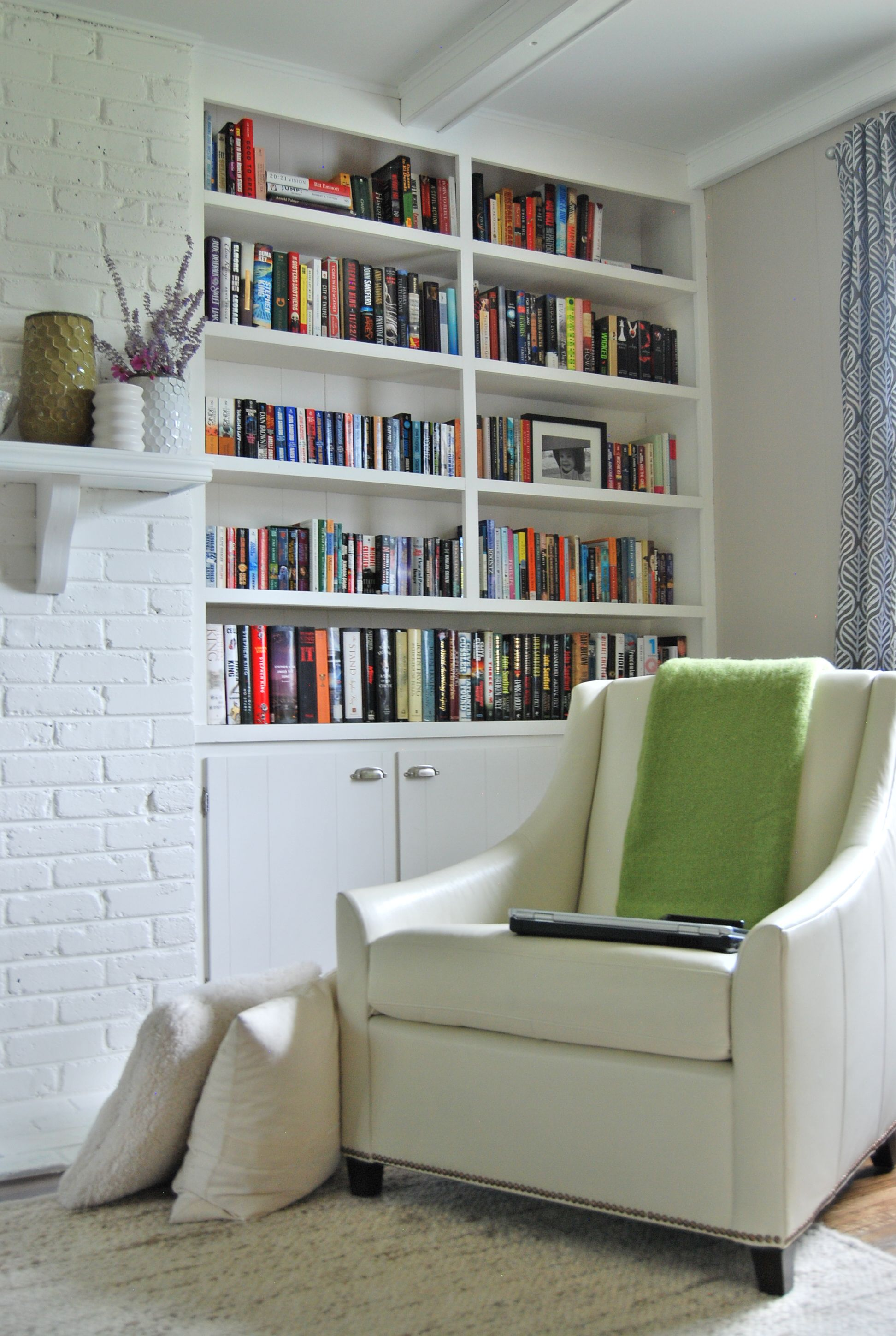 Explore Small Home Libraries And More!