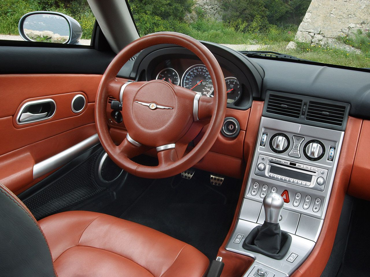 Chrysler Crossfire Interior 1280x960 Wallpaper With Images