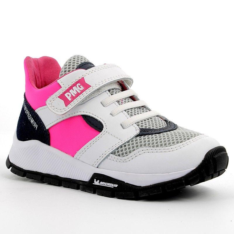 Primigi 5440700 Buty Dla Dzieci Adidasy Biale Shoes Sneakers Fashion
