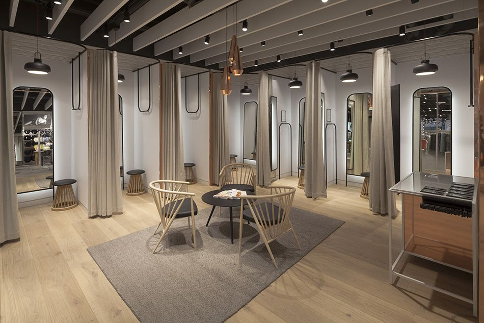 fitting room designs for retail Google Search C Pinterest