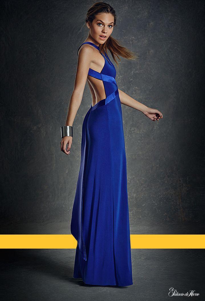 14949e57c Vestido - Massima   Anillo - BCBG - El Palacio de Hierro -  Generación2015