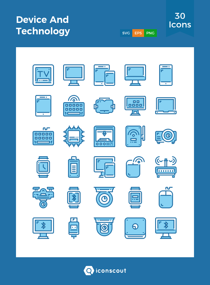 Download Device And Technology Icon Pack Available In Svg Png Eps Ai Icon Fonts Technology Icon Icon Pack Icon