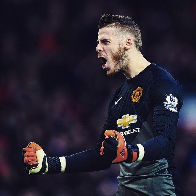 #MUFC goalkeeper @d_degeaofficial has signed a new four-year contract at the club with the option to extend a further year - happy with the news @manchesterunited fans? #bpl #premierleague by premierleague