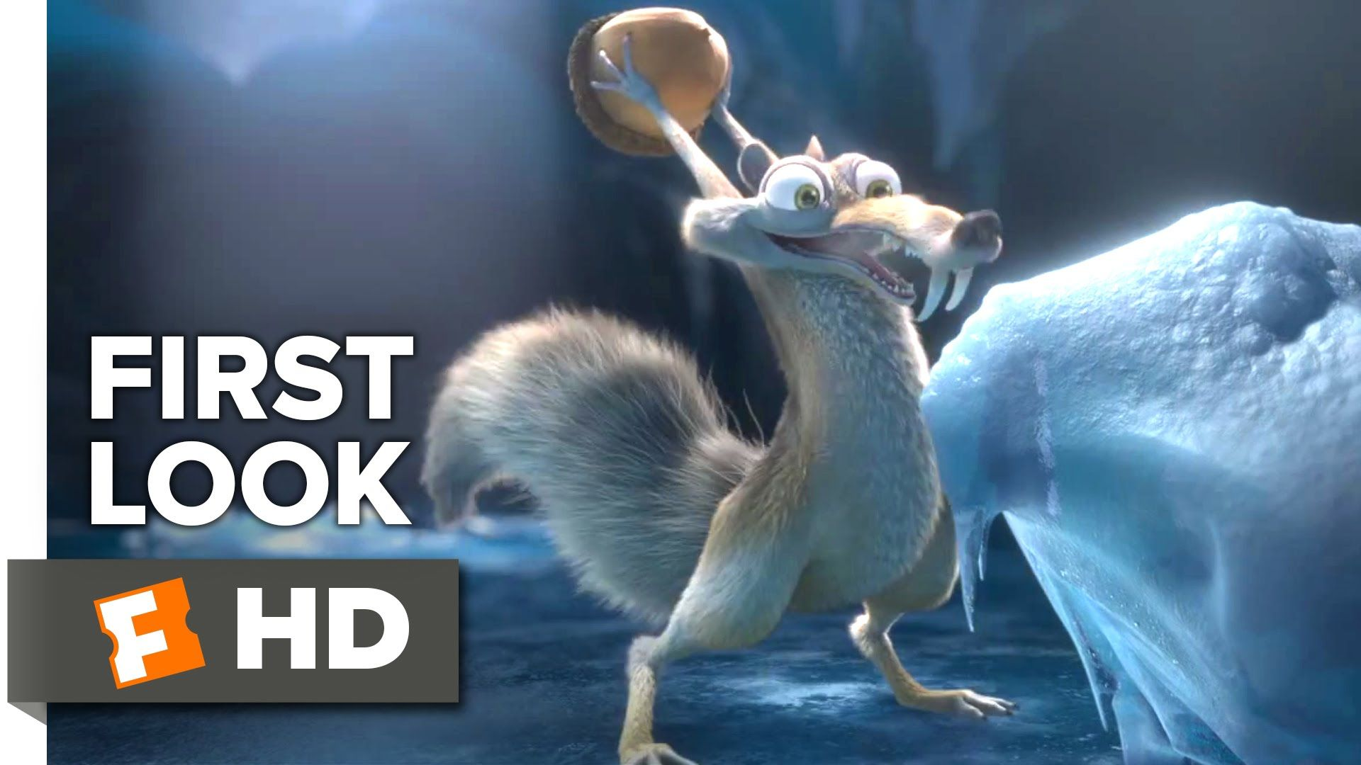 Ice Age Collision Course Cosmic Scrat Tastrophe Official First