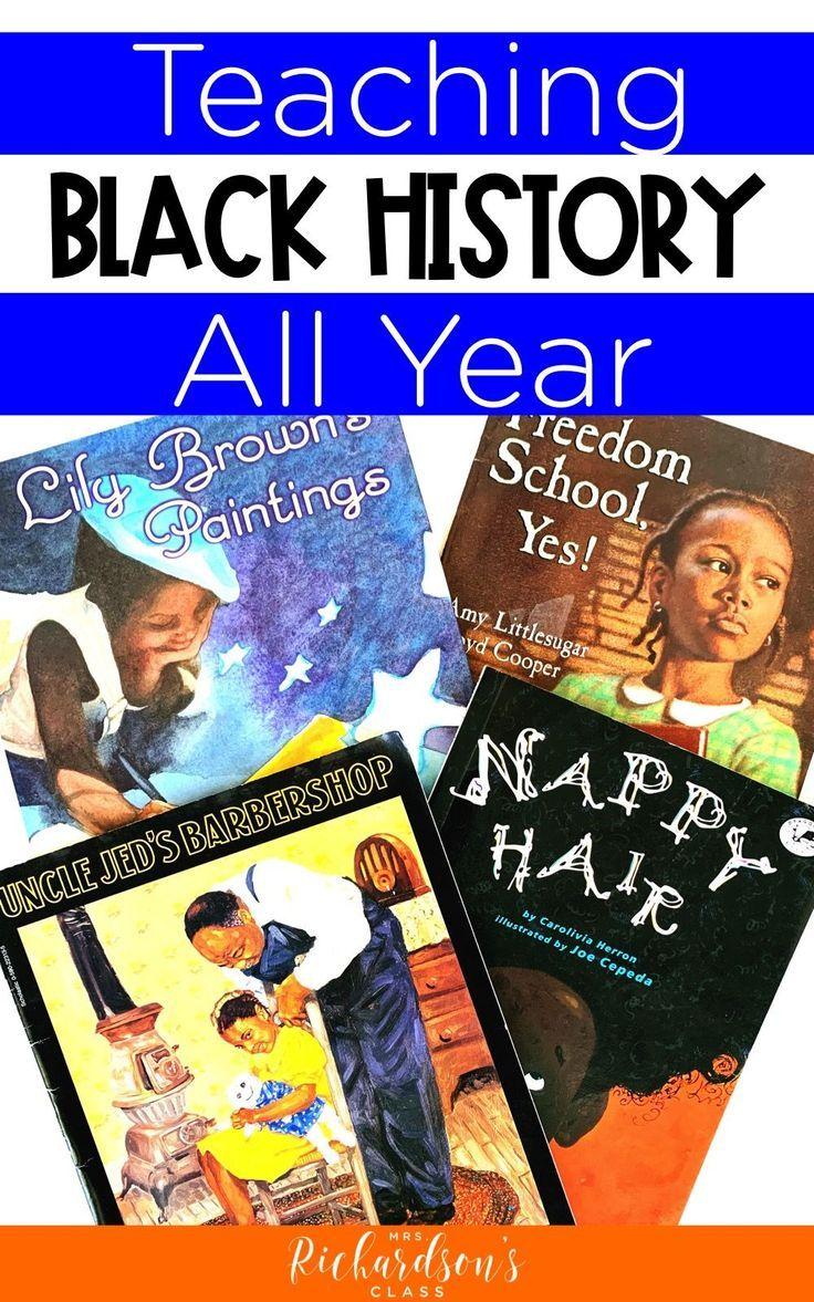 Photo of Teaching Black History All Year
