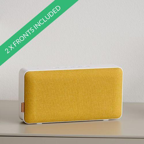MOVEit Wi-Fi & Bluetooth Mustard Front