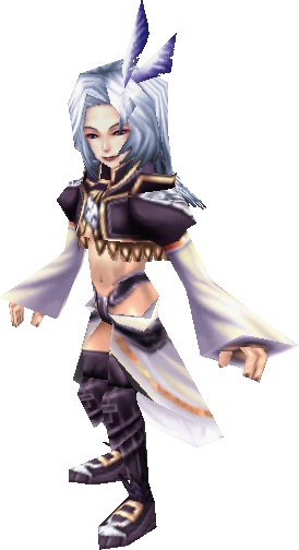 Image result for kuja ff9 in game remastered