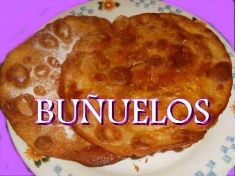 bunuelos receta mexicana