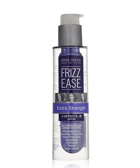 anti frizz products for thin hair