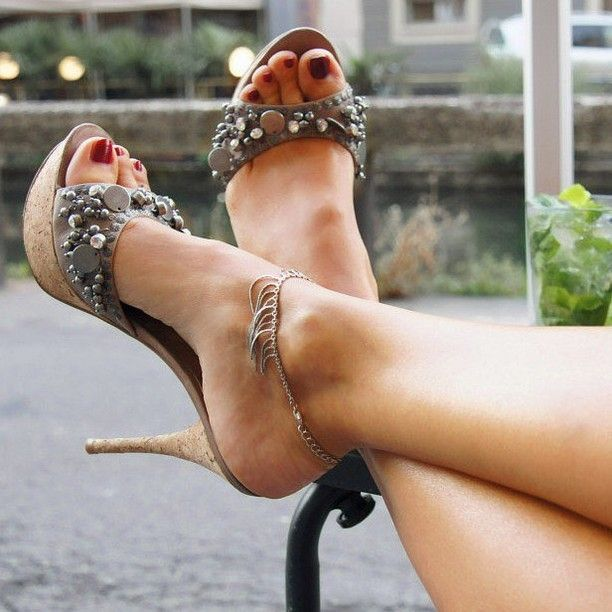 Delicious And Hot In 2019: #sexymules #mules #highheels #delicious #heelsfetish