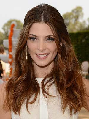 Celebrity Inspired Half Up Hairstyles