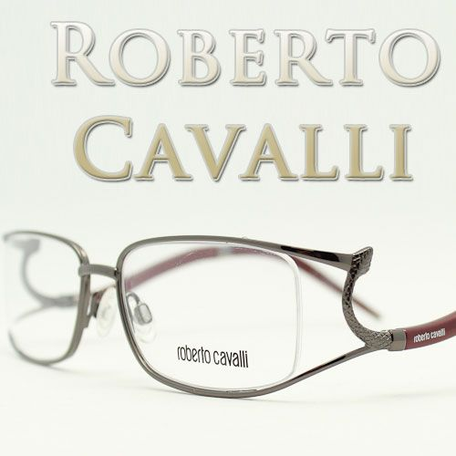 Roberto Cavalli RC0491 52008 Metal Frame Vision Glasses New ...