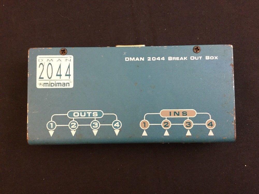 MIDIMAN DMAN 2044 DRIVERS DOWNLOAD FREE