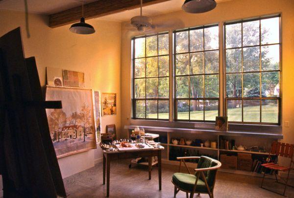 19 Artistu0027s Studios And Workspace Interior Design Ideas Awesome Design