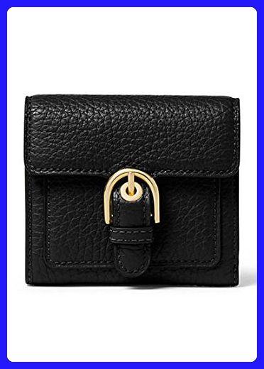 d7f6ab7cf975 Michael Kors Cooper Medium Carryall Card Holder in Black - Wallets ( Amazon  Partner-Link)