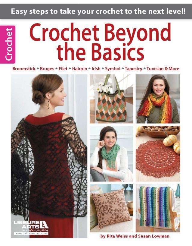Crochet Beyond the Basics - Leisure Arts