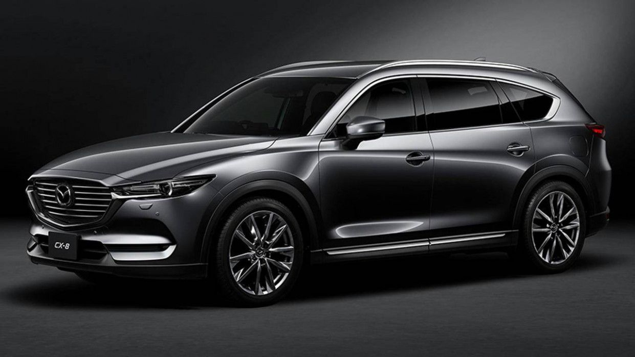 Mazda Cx 7 2020 New Review In 2020 Mazda Cx 8 Japanese Cars Mazda