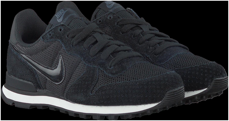 Zwarte Nike Sneakers INTERNATIONALIST DAMES | Nike sneakers ...