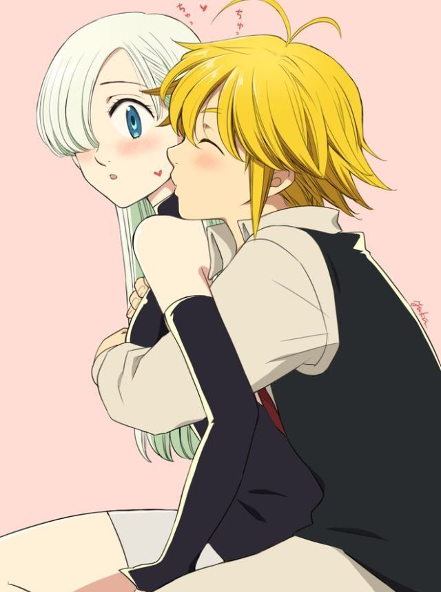 Photo of ?~Parejas De Nanatsu No Taizai~? – ?~Especial Melizabeth!~?