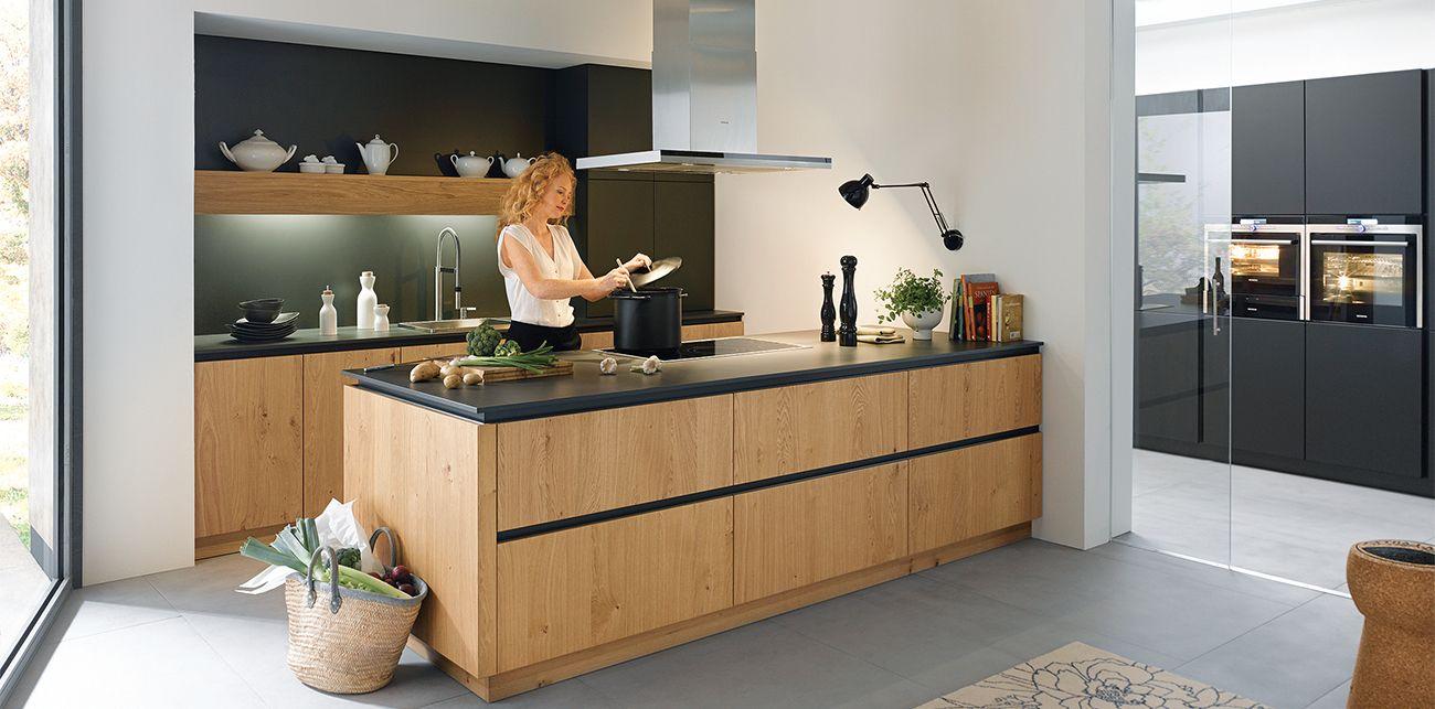 Modern Kitchen Decor Ideas Schuller German Kitchens Rocca Germankitchens Kitchendesign Sch Kitchen Interior Kitchen Design Trends Contemporary Kitchen