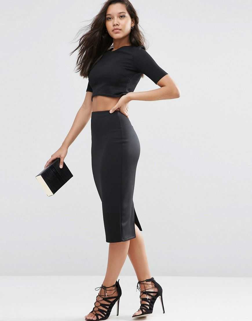 2f7c4aa0b798ed ShopStyle Collective. ShopStyle Collective High Waisted Pencil Skirt ...