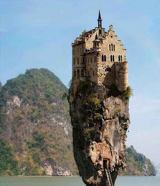 'Ireland Dublin Castle House Island' is a work of