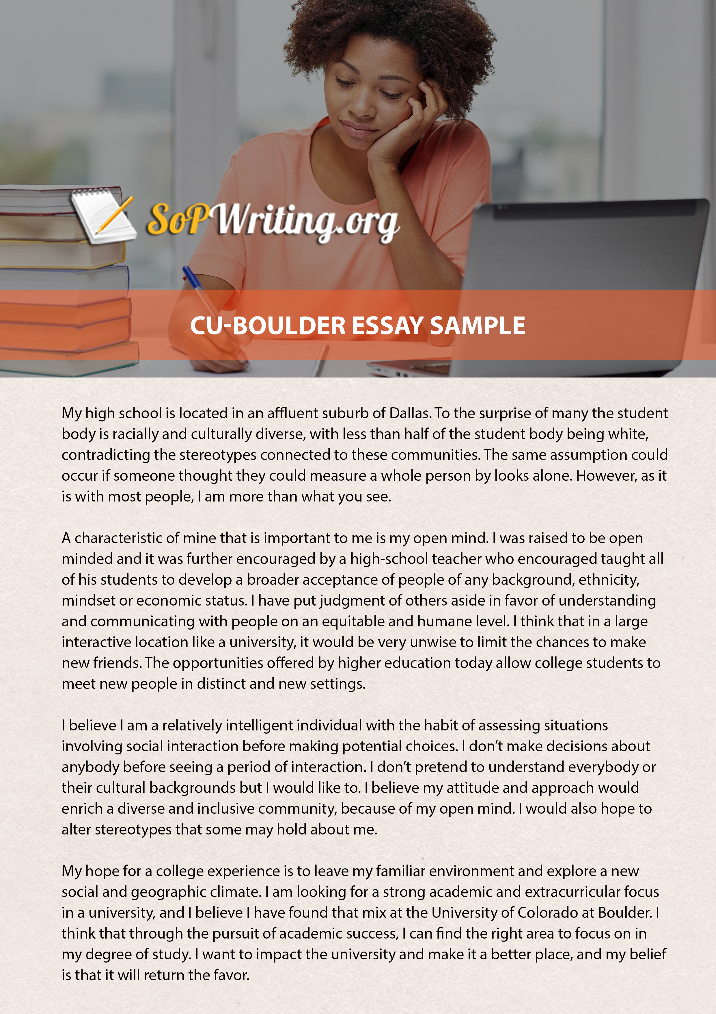 view this cu boulder essay prompt sample that will point your writing in the right direction - Prompt Essay Examples