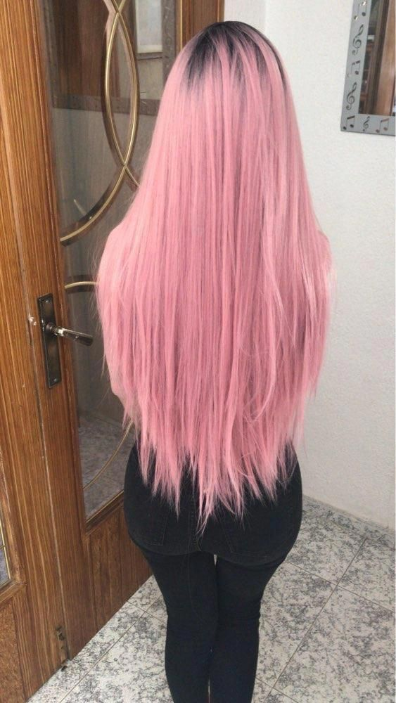 Different Ladies Are Dominatingly Pushed By Straight Hair As They Imagine That It Isn T Difficult To Make Any Ha Hair Color Pastel Cool Hair Color Hair Styles