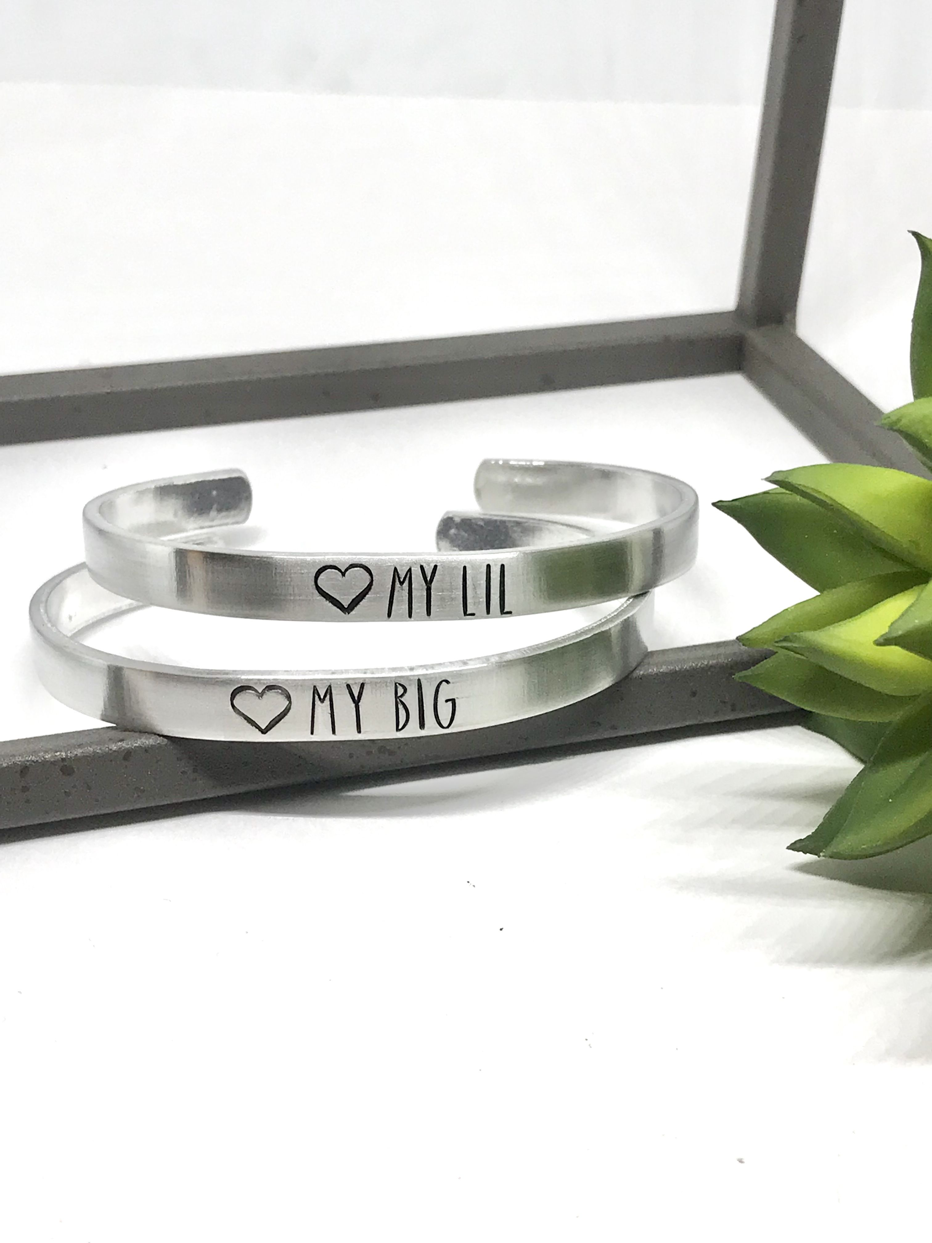 Sorority Gifts Big Little Bracelets Big Reveal Gifts Big | Etsy #biglittlereveal