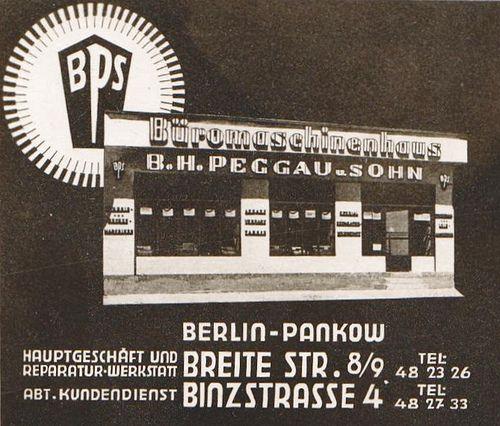 Berlin-Pankow, Breite Straße, 1959