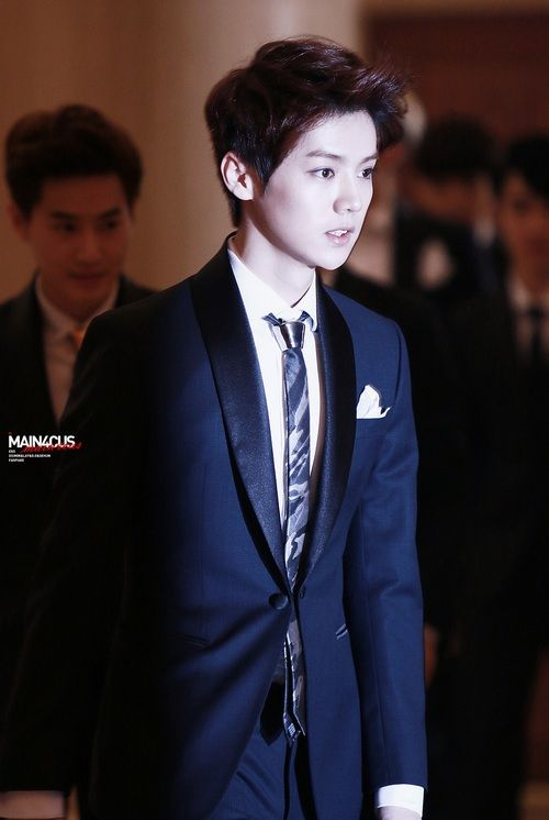 11 Ridiculously Handsome K Pop Idols And Actors In Suits Luhan Exo Luhan Actors