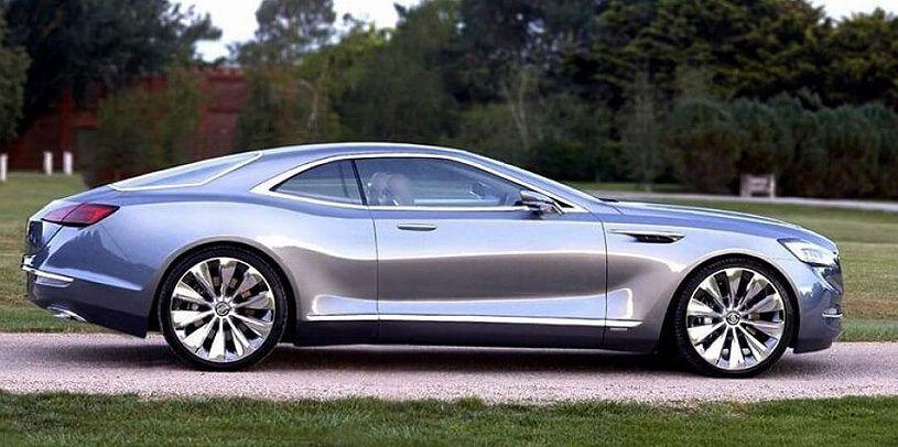 2020 Buick Riviera Buick Riviera Buick Futuristic Cars Design