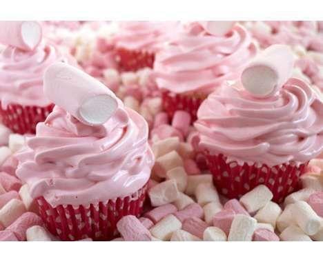 100 DIY Cupcake Recipes #desserts trendhunter.com