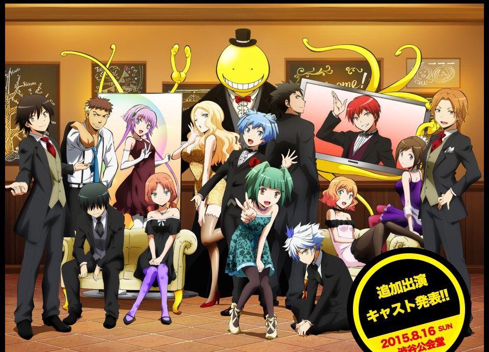Assassination classroom!! D Anime/Manga/ Vocaloid/Good