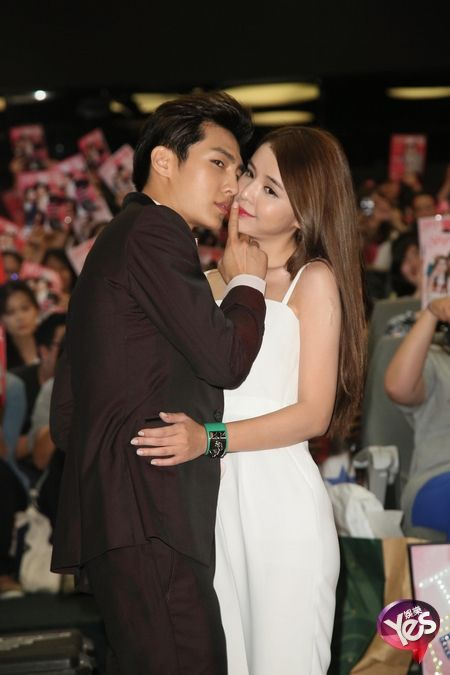aaron yan and tia li dating advice
