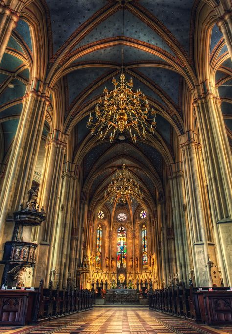 Beautiful Style Sacred Architecture Cathedral Architecture