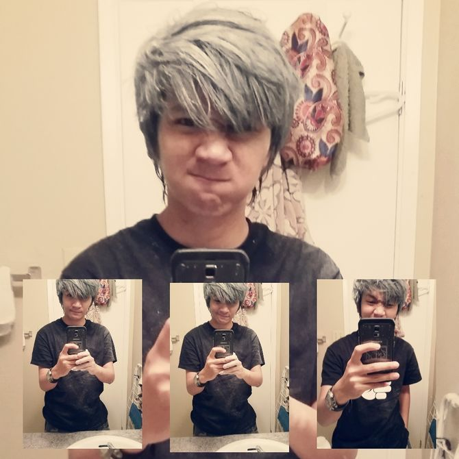 How To Make Your Hair Look Gray For A Costume Kids Old Man Costume Old Man Costume Old Lady Costume
