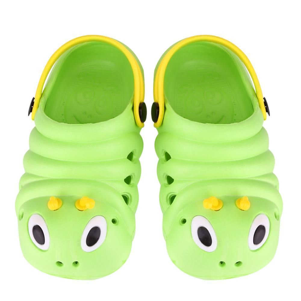669974d1f 2016 Summer Caterpillar Baby Toddler Kides Summer Shoes New Style Cute  Cartoon Pattern Breathable Boys Girls Sandals Children