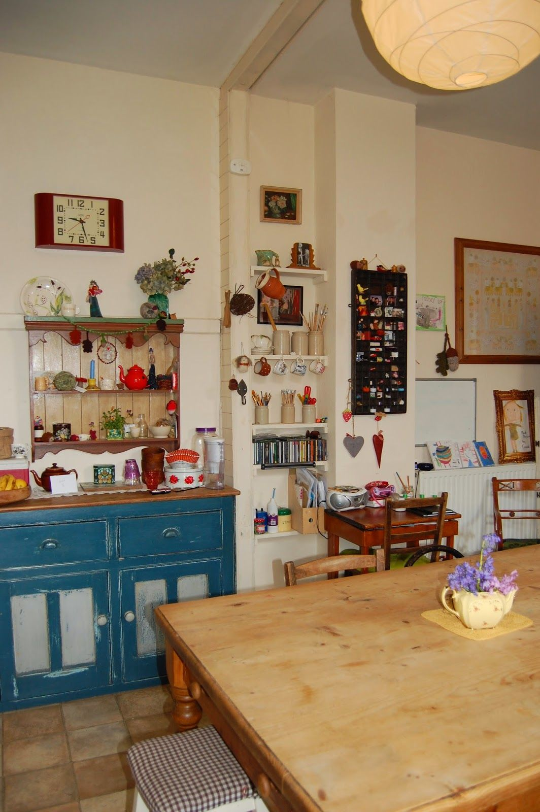 Sidmouth poppy cottage kitchen again pinterest granny chic