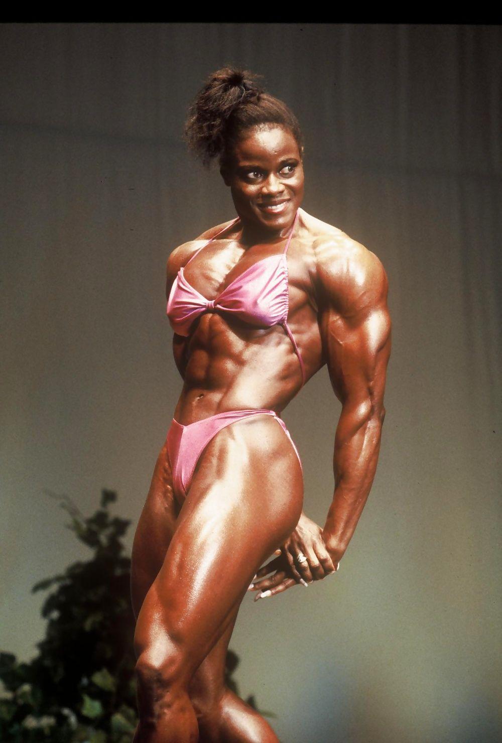 Black Female Bodybuilders