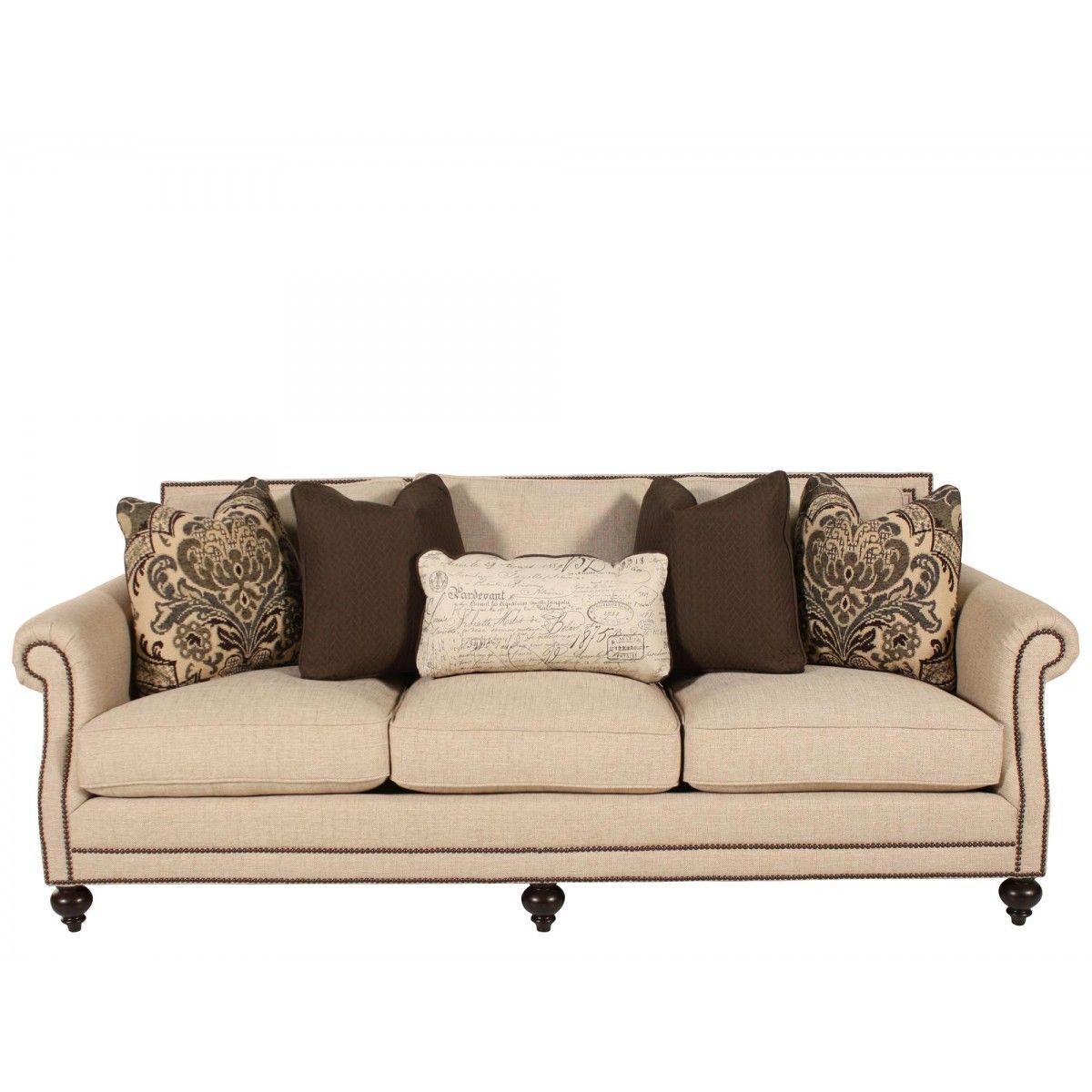 Elegant Looking Bernhardt Sofa Collection Attractive Brae