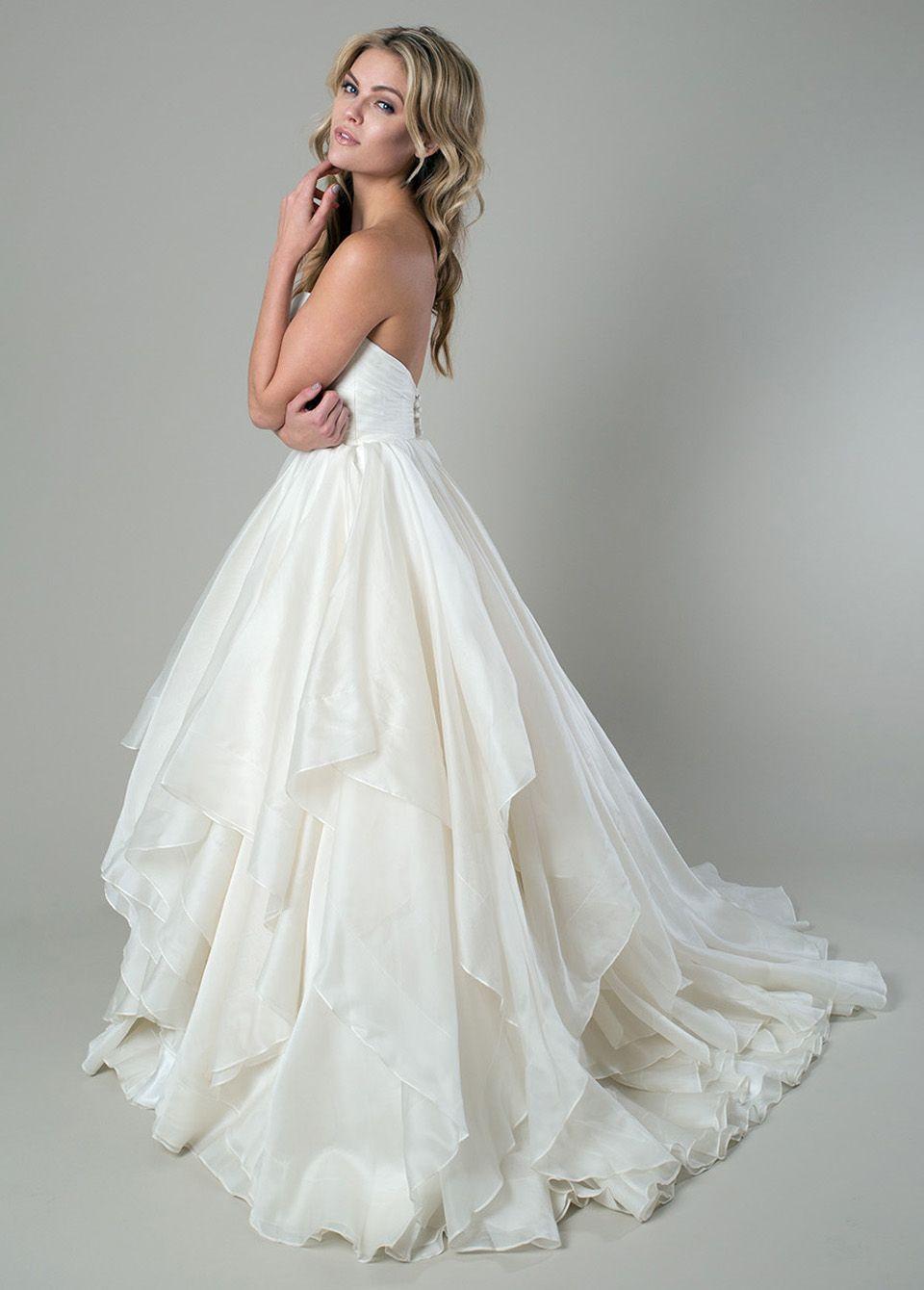 Scarlett Mitchell | Heidi Elnora| Birmingham, AL | Wedding Dresses ...