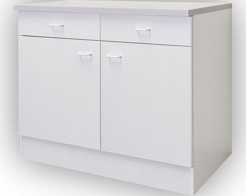 Unterschrank Centa Salina Breite 100 cm weiß bei HORNBACH kaufen - k chen unterschrank 100 cm